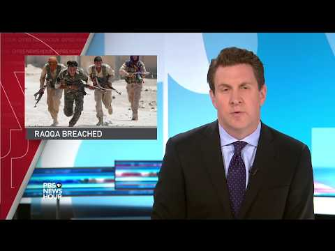 News Wrap: Iraqi prime minister heralds victory over ISIS in Mosul