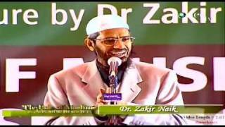 Dr. Zakir Naik - How will Allah judge a person born in a non-muslim Family ?