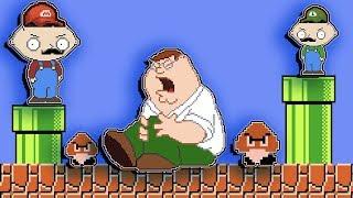Family Guy in Mario