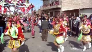 FIESTA DE LA VIRGEN DE COPACABANA-ARGENTINA
