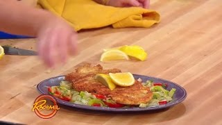 Chicken Cutlets with Fennel, Peppers and Onions