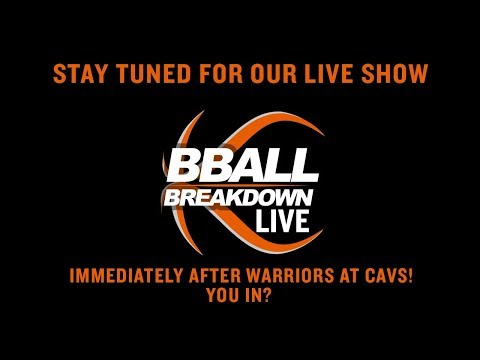 LIVE Post Game Show: Warriors At Cavs