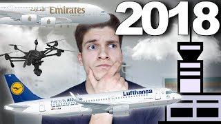 Was bringt 2018? AeroNews