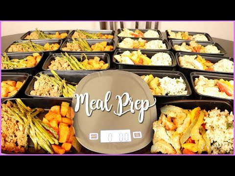 Meal Prep With Me   Weight Loss Journey   CindysVida