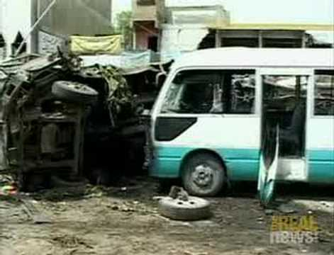 Suicide bombing targets Chinese in Hub, Pakistan