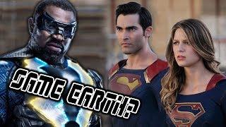 Is 'Black Lightning' set on Supergirl's universe in the Arrowverse? - Theory | Black Lightning S1