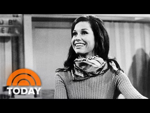 Katie Couric: Mary Tyler Moore 'Brought A Dose Of Reality Into Everything She Did' | TODAY