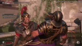 Ryse Son Of Rome Xbox One X gameplay