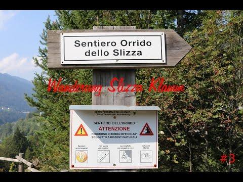Slizza Klamm - Tarvis - Italien