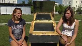Technik ohne Grenzen: Solarkocher für S...