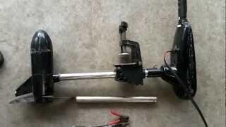 kayak trolling motor