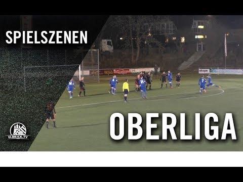SV Curslack-Neuengamme - Hamburger SV III (23. Spieltag, Oberliga Hamburg)