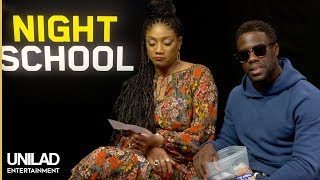 Kevin Hart and Tiffany Haddish Answer School Kids Questions