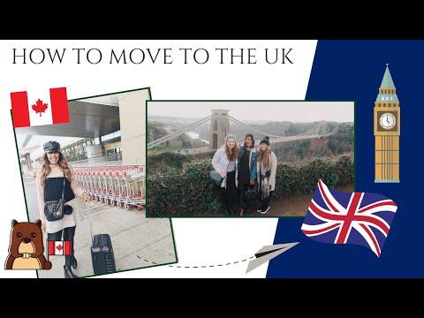 How I Moved To England From Canada & Why I Moved | Nicole Fiona Serrao