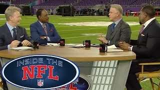 Eagles Vs. Patriots Super Bowl Lii Game Pick   Inside The Nfl