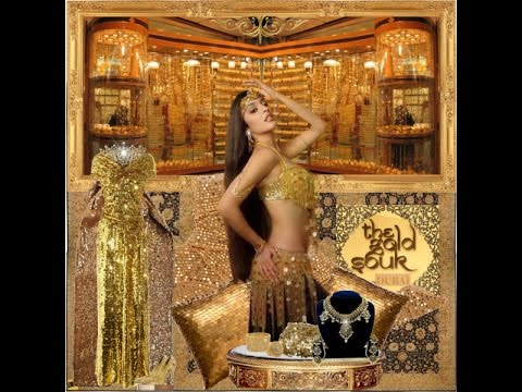 City of Gold - Dubai (Amazing collections of Gold, Diamond & Sliver Jewellery)
