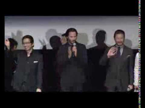 "2013 ""47 Ronin"" Japan World Premiere Cast"