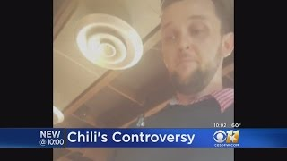 Chili's Removes Manager Who Slighted Veteran