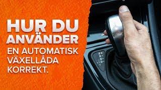Byta Bränslefilter Volvo v50 mw 2.0 D - tricks för byta