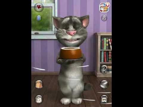 talking tom cat for samsung gt c3312