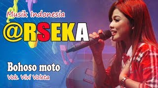 bohoso moto cover by vivi voleta ARSEKA MUSIK // PUTRA USAHA MULTIMEDIA