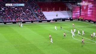La Liga 02 02 2014 Athletic Bilbao vs Real Madrid CF - HD - Full Match - 2ND - English Commentary