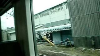 2011.3.11 PM2:55 仙台発一ノ関行き普通電車 車内にて[東日本大震災] thumbnail
