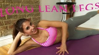 Pilates for Lean Sexy Legs