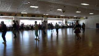"Line dance ""Cowboy Up"" Beginner Level FUN dance, 32-count, 4-wall, choreo by Karen Tripp"