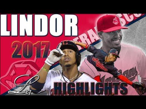 Francisco Lindor 2017 Highlights || Lucky Lindor || ᴴᴰ