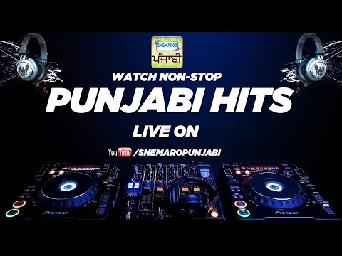 Punjabi Songs | Live Streaming | 24 X 7 | Latest Punjabi Hits | Shemaroo Punjabi