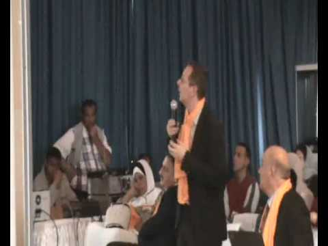 World MS Day conference on MS in Tunisia 2010 (Part 3 of 5)