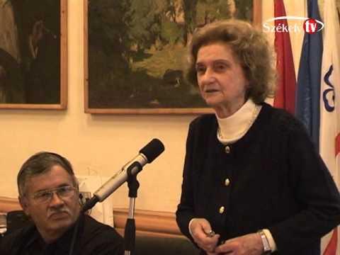 Hol volt Magna Hungária? - dr. Aradi Éva előadása Erdélyben