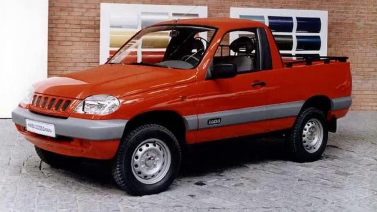 Неудачная попытка АвтоВАЗ покорить рынок США, новой НИВА-2723!