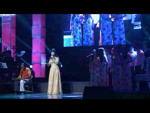 Vinh Biet ( Vang Phai May La ) Doan Chuan Tu Linh - Ca Sy Anh Tuyet - Liveshow Thu Ve Tren Pho