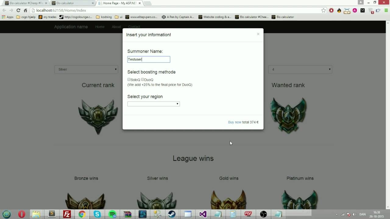 League of Legends matchmaking rating Calculator Matchmaking Jobs NJ