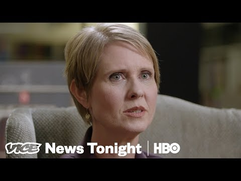 Cynthia Nixon Is Trying To Be The Next Liberal Hero Of New York HBO