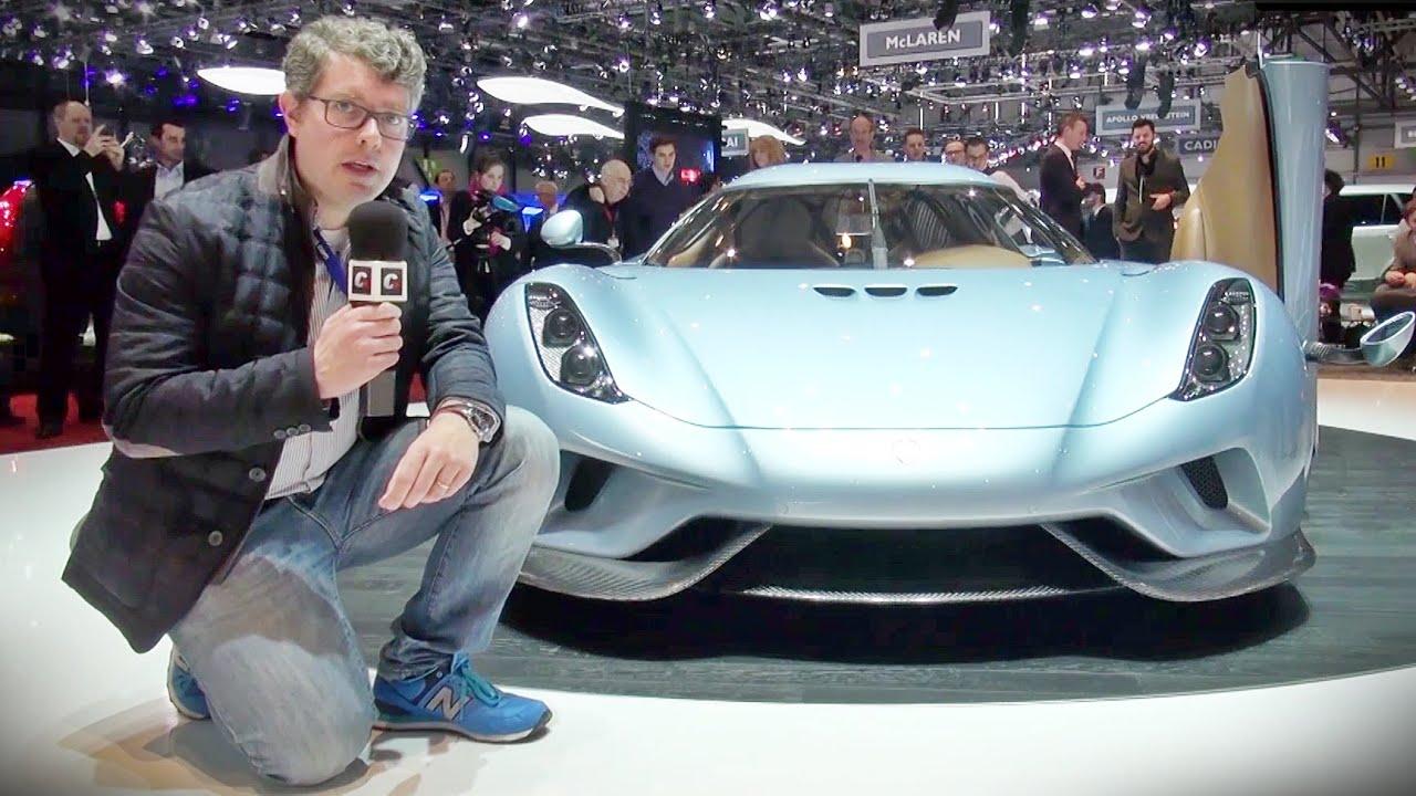 c0a23fbee Deportivos - Salón de Ginebra 2015 coches.net - Geneva International Motor  Show
