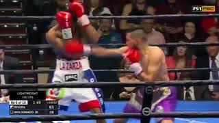 Michel Rivera vs Fidel Maldonado Jr Full Highlights