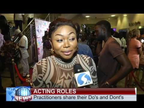 Download WALE OJO, IYABO OJO, YVONNE JEGEDE    SPEAK ON ROLES THEY CAN NEVER PLAY