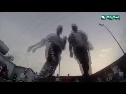 أتحداك في نص ساعة 10 - رقص إبداعي لشباب محافظة اب