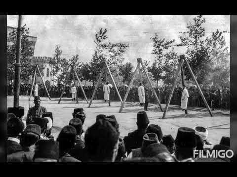 Памяти жертв геноцида армян 1915 года.