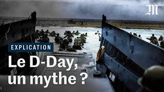 6 juin 1944 : pourquoi le Débarquement de Normandie est entré dans la légende