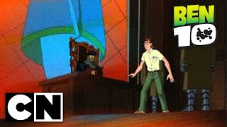 Ben 10 - A Small Problem (Preview) Clip 2