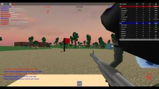 RobLOX: Paintball! / Shoot 'em up!