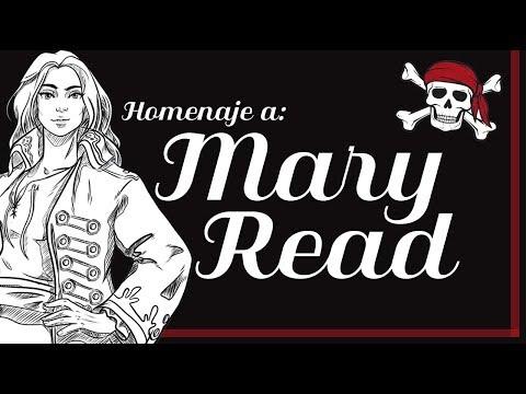 LA VIDA DE MARY READ (EN VERSO)   Rolly HaachtDE