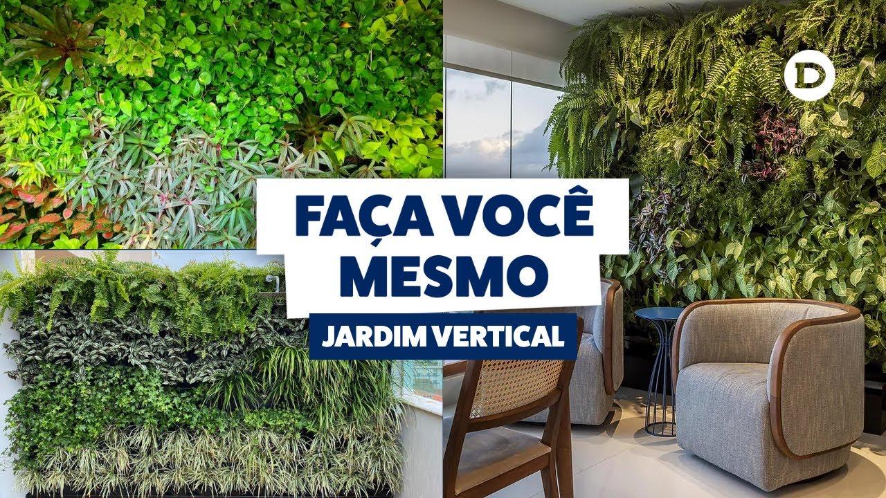 jardim vertical no muro : jardim vertical no muro:Faça você mesmo: Jardim Vertical – YouTube