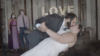 Chuck & Amy's Countryside Wedding 🌾💚