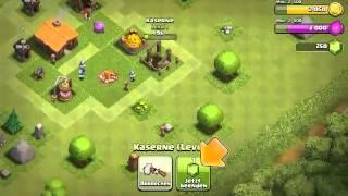 Clash of Clans #1 Ein guter Start
