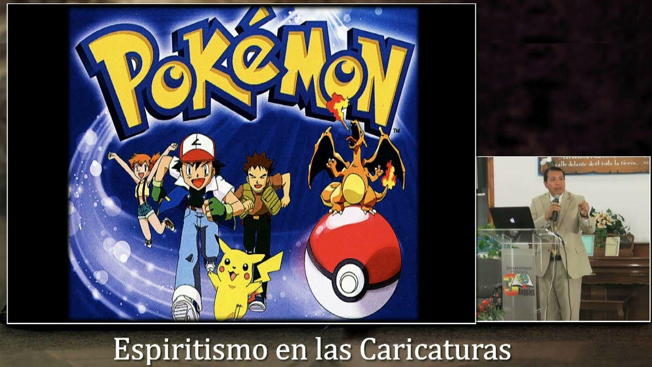 """(5-8) """"El Espiritismo en las Caricaturas"""" - Pr. Juan Rivera (Serie: Un Mundo Secuestrado)"""